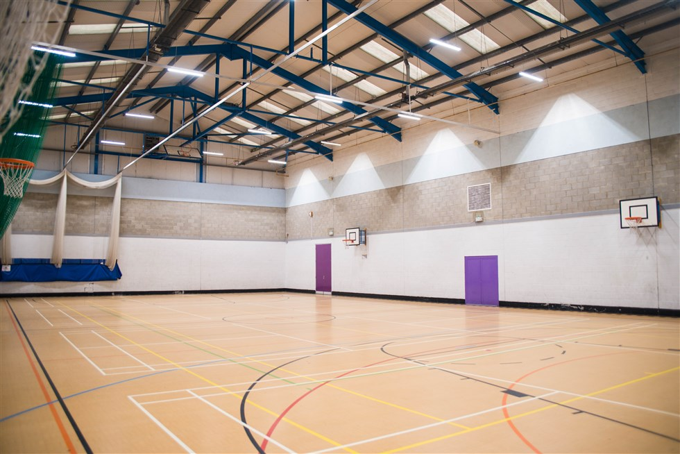Castle View Enterprise Academy Sports Hall