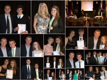 Pride of Castle View Enterprise Academy Awards Evening