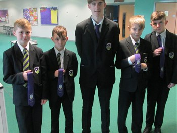 New Year 7 Cricket Academy Members