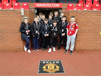 Football Academy Tour - Manchester 2016