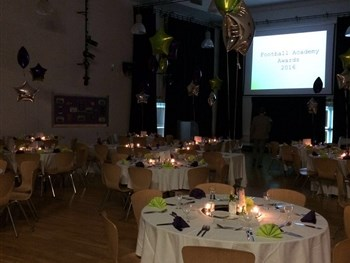 Football Academy Awards Dinner 2016