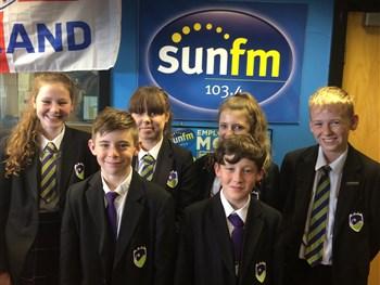 Sun FM Visit