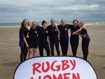 Beach Rugby Competition