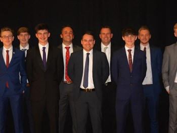 Castle View Cricket Academy Annual Presentation Dinner 2016
