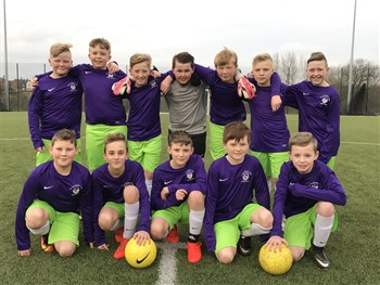 CVEA vs Seaham High School (Town Cup - quarter finals)