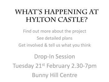What's Happening at Hylton Castle?
