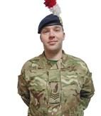 Colour Sergeant Knox