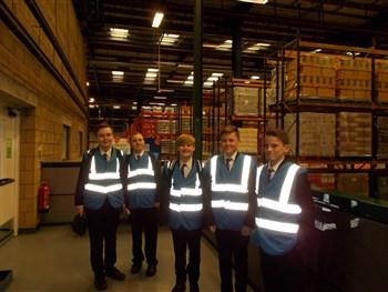 Asda Depot Visit