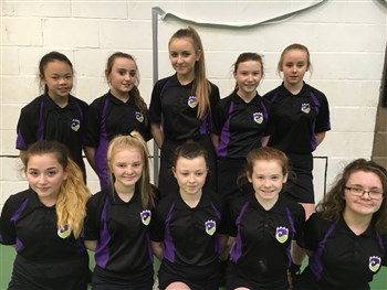 Year 7 Netball March 2017