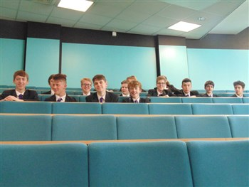 Maths Lecture at Newcastle University