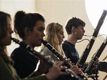 Study Music at Sage Gateshead
