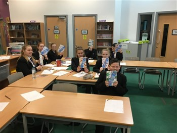 Year 7 - Bookbuzz