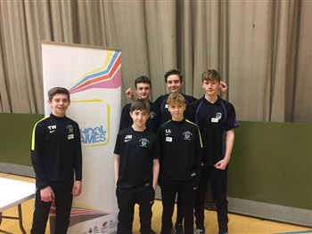 Sunderland Indoor Athletics Competition