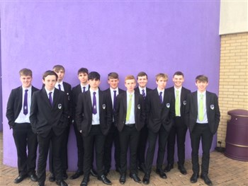 Year 11 Football Team