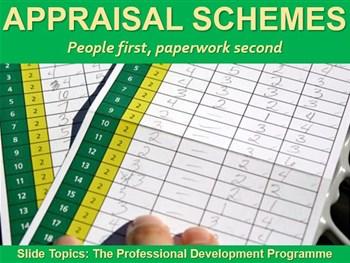 Appraisal Schemes