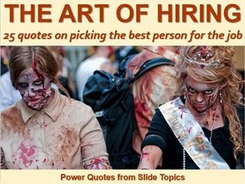 The Art of Hiring