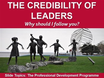 The Credibility of Leaders