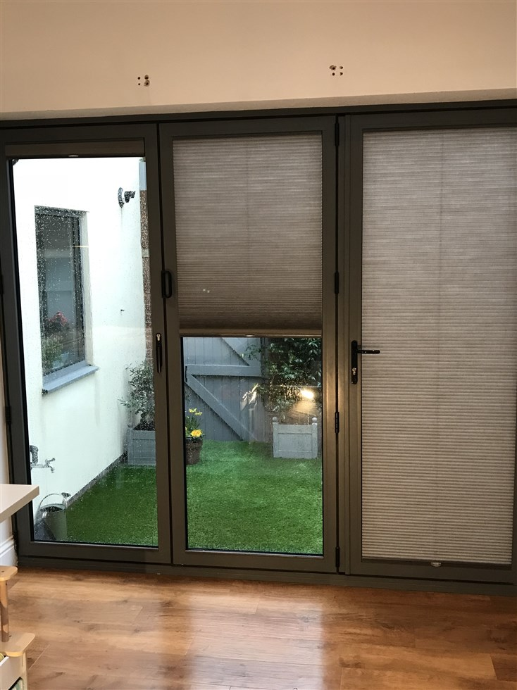 Bi Fold Door Blinds Uk Blinds And Shadings